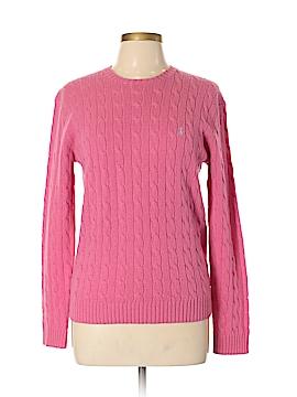 Ralph Lauren Sport Wool Pullover Sweater Size L
