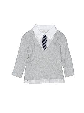 Miniclasix Long Sleeve Top Size 12 mo