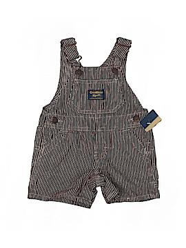OshKosh B'gosh Overall Shorts Size 3 mo