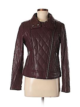 Mackage Leather Jacket Size M
