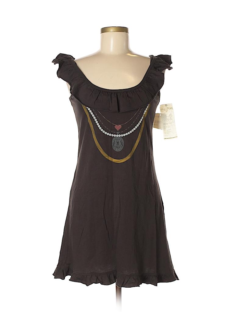 Drifter Women Casual Dress Size M