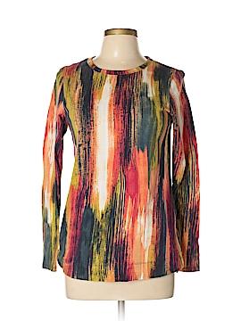 Simply Vera Vera Wang Long Sleeve T-Shirt Size M