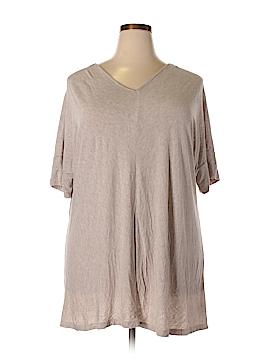 Kenar Short Sleeve Top Size 2X (Plus)
