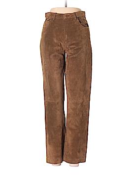 Brandon Thomas Leather Pants Size 4