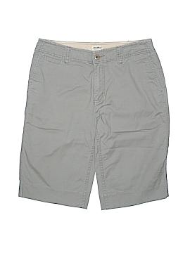 Eddie Bauer Khaki Shorts Size 8 (Tall)