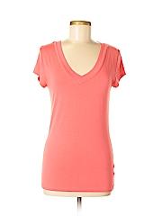 Mossimo Women Short Sleeve T-Shirt Size M