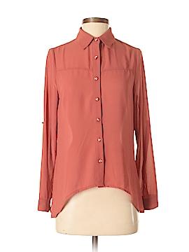 Audrey Ann Long Sleeve Blouse Size S