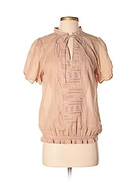 Sanctuary Short Sleeve Blouse Size S