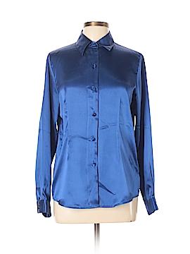 Christie & Jill Long Sleeve Blouse Size 8