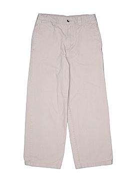 Rugged Bear Khakis Size 7