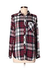 Thread & Supply Women Long Sleeve Blouse Size XS