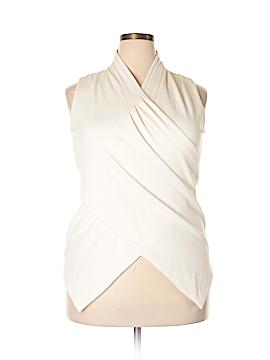 Lauren by Ralph Lauren Sleeveless Blouse Size 1X (Plus)