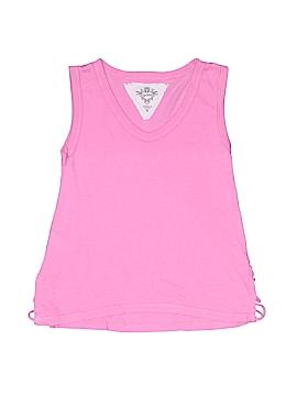 T2Love Sleeveless T-Shirt Size 4