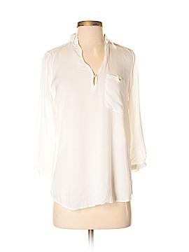 Zara Basic 3/4 Sleeve Blouse Size 5