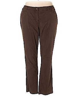 TanJay Khakis Size 18W (Plus)