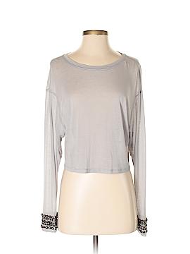 Charlotte Ronson Long Sleeve Blouse Size XS
