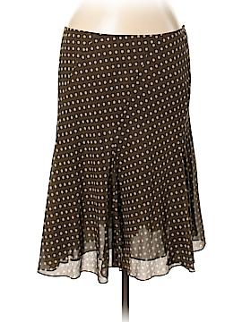 Emanuel Ungaro Liberte Silk Skirt Size 12