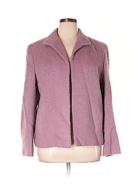 Josephine Chaus Wool Blazer Size 16