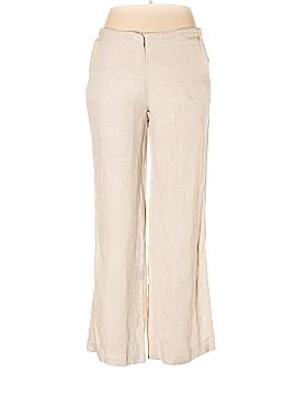 Cynthia Rowley Linen Pants Size 8