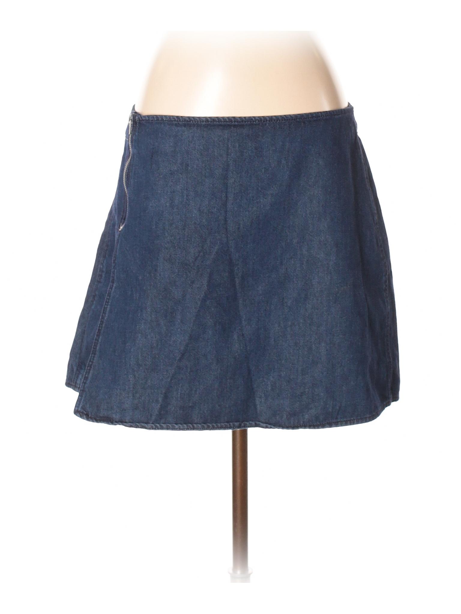 Zara Leisure Denim Winter Skirt Skirt Winter Leisure Zara Denim Leisure Winter OqBaqx