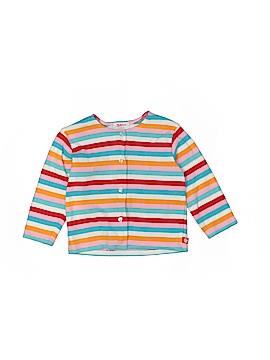 Zutano 3/4 Sleeve Button-Down Shirt Size 12-18 mo