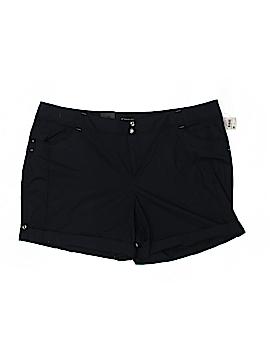 INC International Concepts Khaki Shorts Size 22 (Plus)