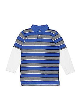 OshKosh B'gosh Long Sleeve Polo Size 7