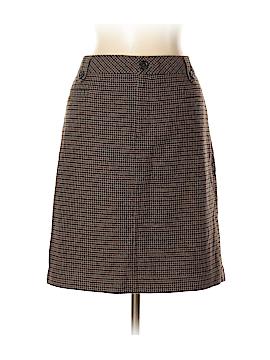 Eddie Bauer Wool Skirt Size 10 (Tall)
