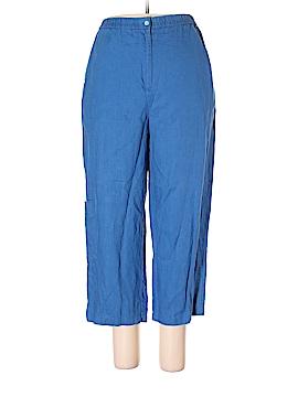 Linden Hill Linen Pants Size M