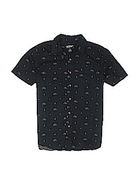 Arizona Jean Company Short Sleeve Button-Down Shirt Size 14 - 16