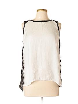 Delia Sleeveless Blouse Size L