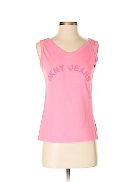 DKNY Jeans Sleeveless T-Shirt Size S