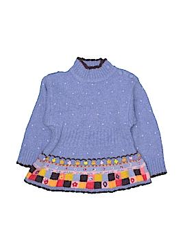 Baby Mini Par Catimini Pullover Sweater Size 4