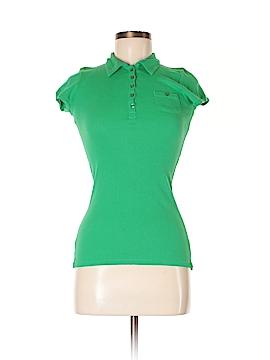 Geri C. Short Sleeve Polo Size S
