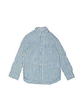 H&M Long Sleeve Button-Down Shirt Size 3/4