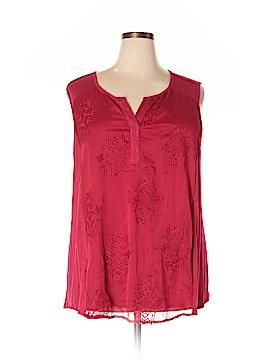 Style&Co Sleeveless Top Size 3X (Plus)