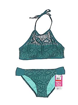 Hula Honey Two Piece Swimsuit Size XS