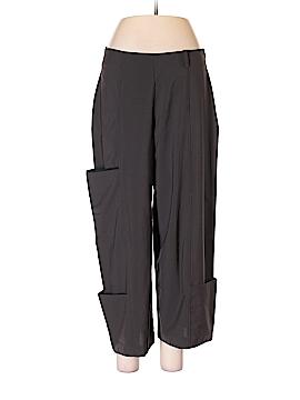 Sarah Pacini Wool Pants Size Sm (1)