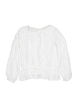 H&M L.O.G.G. Long Sleeve Blouse Size 7 - 9