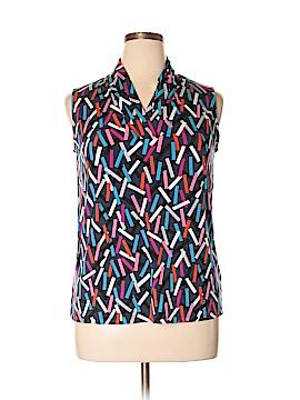 Anne Klein Short Sleeve Top Size 0X (Plus)