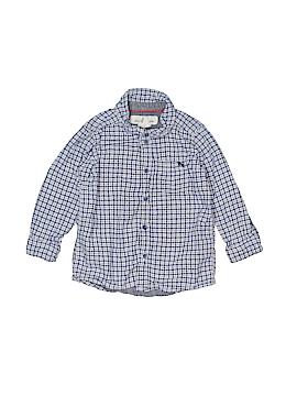H&M Long Sleeve Button-Down Shirt Size 2