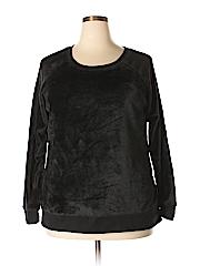 Faded Glory Women Sweatshirt Size 3X (Plus)