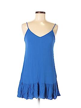 Blush Sleeveless Blouse Size S