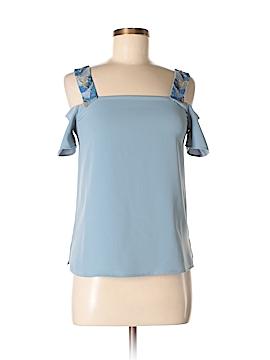 Cooper & Ella Short Sleeve Blouse Size XXS