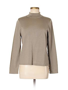 Pendleton Silk Pullover Sweater Size M