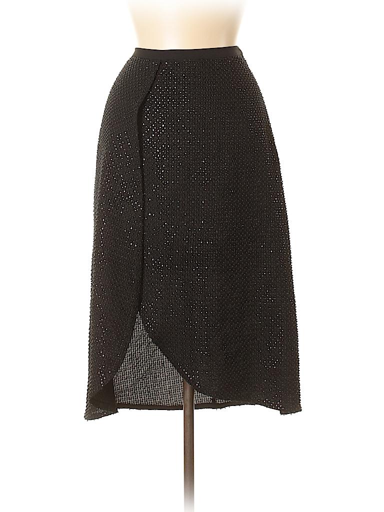 Halston Heritage Women Casual Skirt Size 6