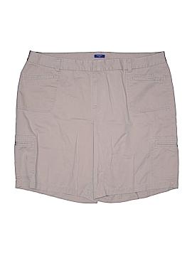 Dockers Khaki Shorts Size 24 (Plus)