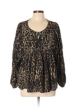 Denim & Supply Ralph Lauren Long Sleeve Top Size L