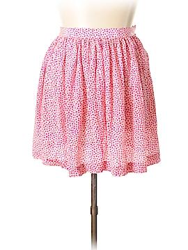 Teri Jon Sportswear Silk Skirt Size 14