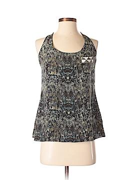 Vena Cava Sleeveless Silk Top Size 8